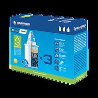 """Комплект касет для фільтрів-глечиків BARRIER """"жорсткість"""" (х3) (CRVK3BAR6)"""
