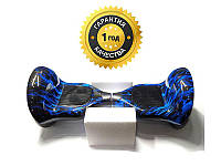 Гироскутер Smart Balance Elite Lux Pro 10 дюймов Синее пламя (Blue fire)