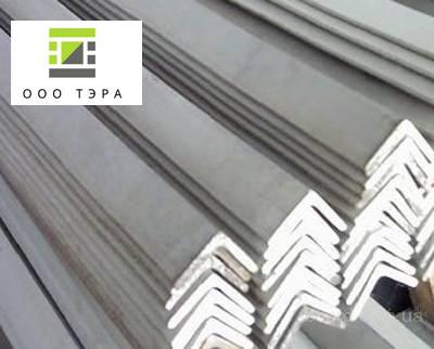 Алюминиевый профиль уголок 20 х 20 х 3 мм АД31 равносторонний 6060 Т6