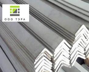 Алюминиевый профиль уголок 20 х 20 х 3 мм АД31 равносторонний 6060 Т6, фото 2