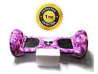 Гироскутер Smart Balance Elite Lux Pro 10 дюймов Фиолетовое звездное небо ( FZN)