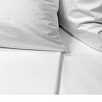 Жаккардовое постельное белье страйп сатин Zastelli Полуторный комплект