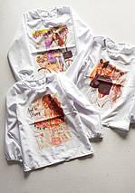 Блузки с коротким и длинным рукавом, фото 2