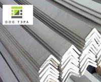 Уголок алюминиевый 30 х 30 х 3 мм АМГ2