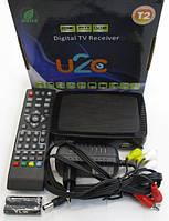 Цифровой эфирный тюнер U2C DVB-T2  для приема эфирных Т/ Т2 каналов