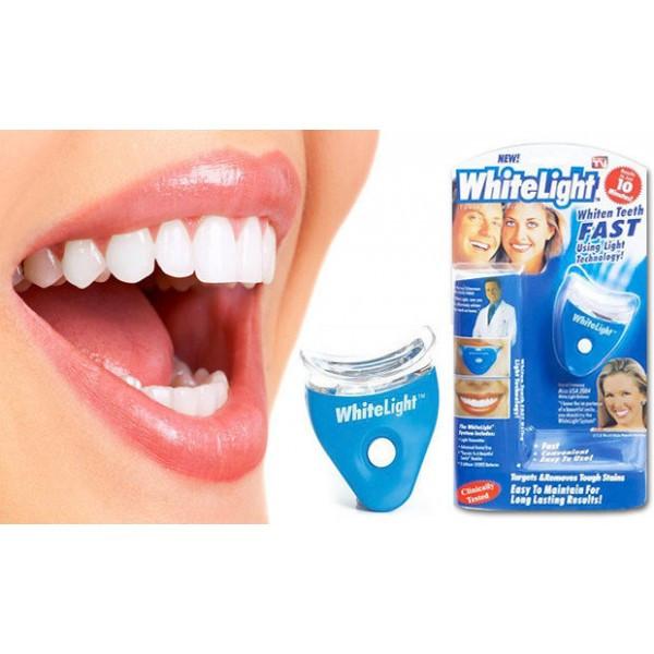 Устройство для отбеливания зубов в домашних условиях White Light