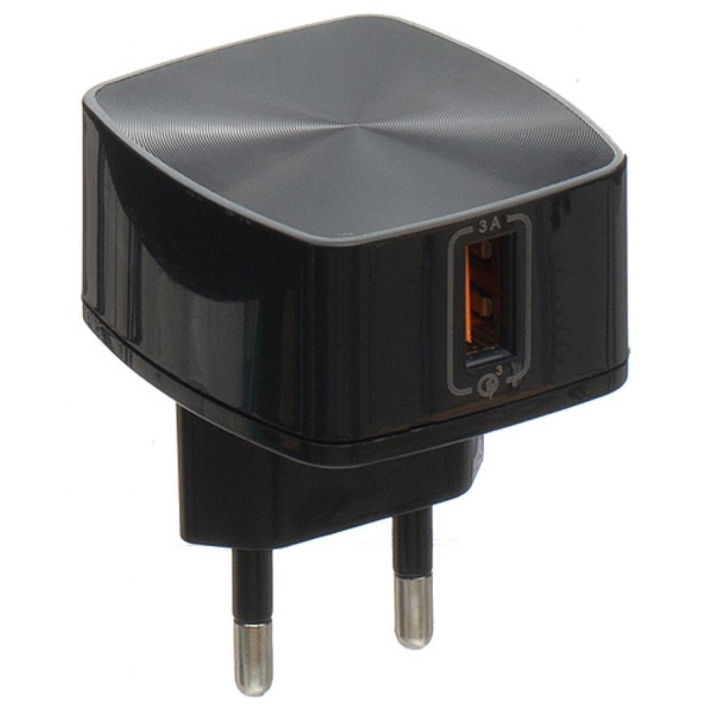 Сетевое зарядное устройство Remax Quick Charge RP-U114 3.0A 1USB