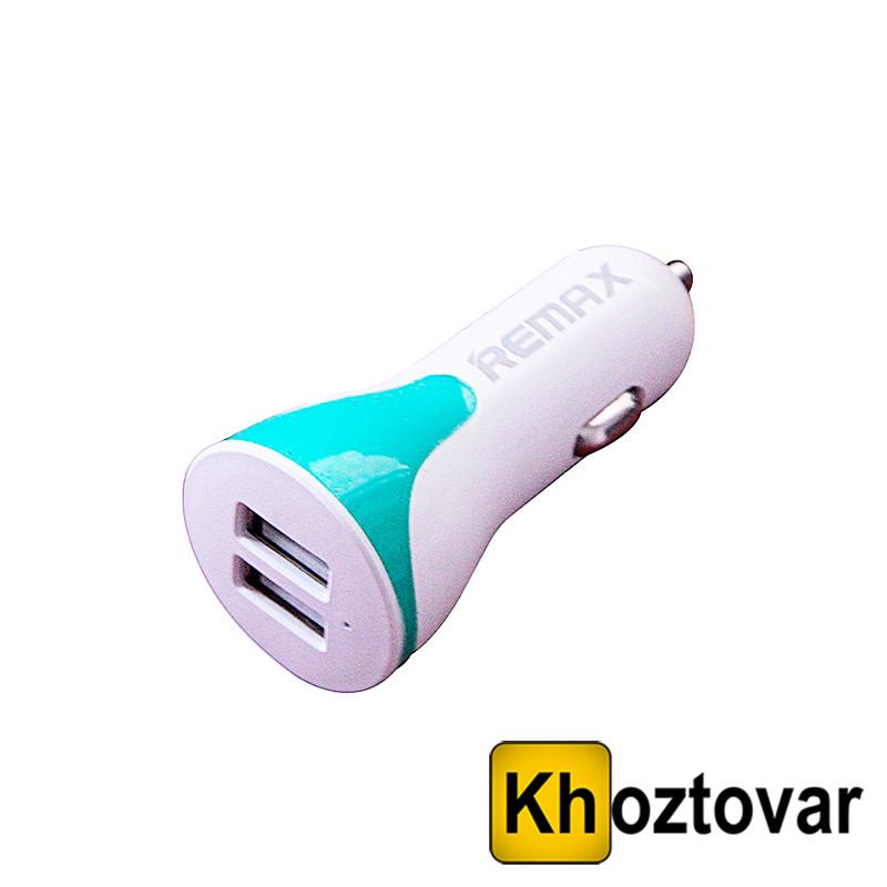 Автомобильный USB адаптер Remax RP-C05 | 2 Usb