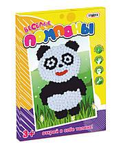 Набор для творчества Веселые помпоны Панда