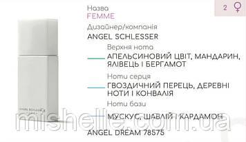 Концентрат для духов ANGEL DREAM (100гр) (Альтернатива Angel Schlesser Femme)