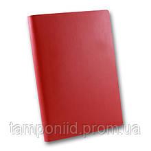 Ежедневник датированный 2020 Frankfurt красный (мягкая обложка)