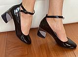 Туфлі жіночі INSHOES чорні, фото 2