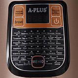 Мультиварка скороварка А плюс МС-1468 5 литров 45 программ, фото 5