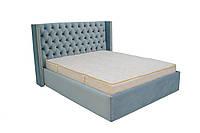 Кровать двуспальная с каретной стяжкой DAKOTA от CAPITONE STYLE