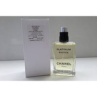 Туалетная вода мужская Chanel Egoiste Platinum (тестер 100 ml)