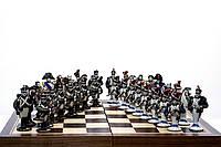 Шахматы-фарфор