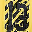 Футболка мужская желтая с принтом OFF-WHITE №13 Ф-10 YEL L(Р) 19-651-020-001, фото 6