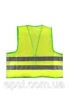 Светоотражающий жилет Leviter желтый , 1 шт