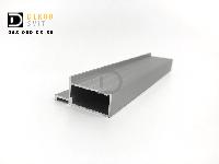 Алюминиевый профиль четверти  двери скрытого монтажа