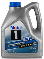 Mobil 1 5W50 Advanced Full Synthetic 4л