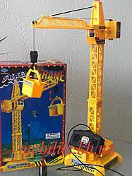 Великий Кран 63 см висота з Пультом/Робота підйомного механізму/Підсвічування/