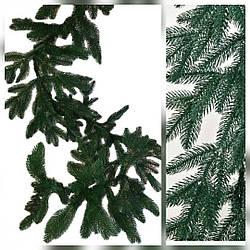 Хвойна гірлянда лита зелена
