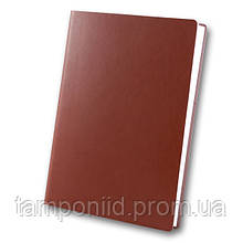 Ежедневник датированный 2020 Frankfurt коричневый (мягкая обложка)