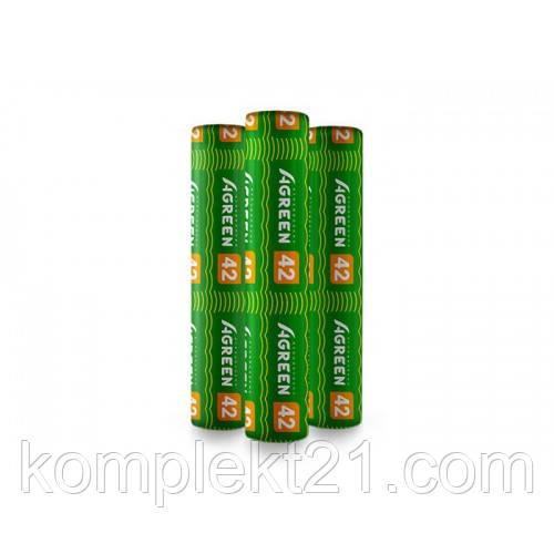 Агроволокно Agreen 42 г/м2 (2.1х100)