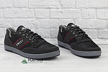 Кросівки чоловічі сітка 40,42р, фото 2