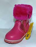 Ортопедические ботинки зима, фото 2