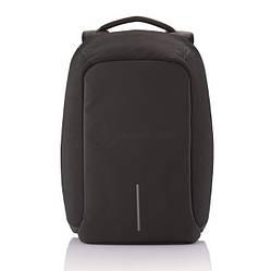 """Міський рюкзак для ноутбука XD Design Bobby XL протикрадій 17"""" Black (P705.561)"""
