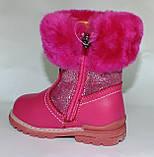 Ортопедические ботинки зима, фото 3