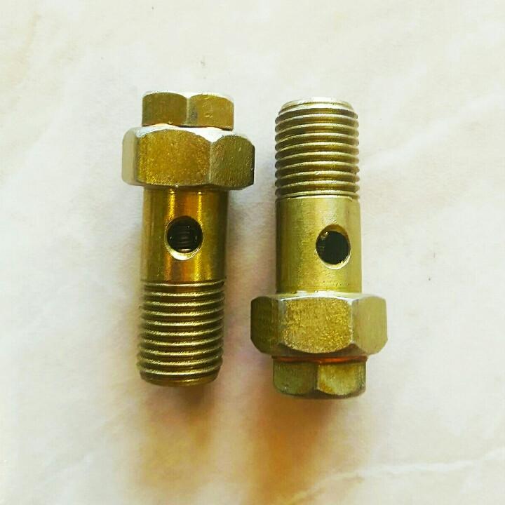Клапан перепускной (обратный) ТНВД КамАЗ, МАЗ 33.1111282-01