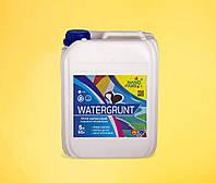 Грунтовка акриловая глубокого проникновения Watergrunt Nanofarb 5 л