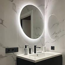 Круглое дзеркало з Led підсвіткою 700 мм / Круглое зеркало с Led подсветкой 700 мм