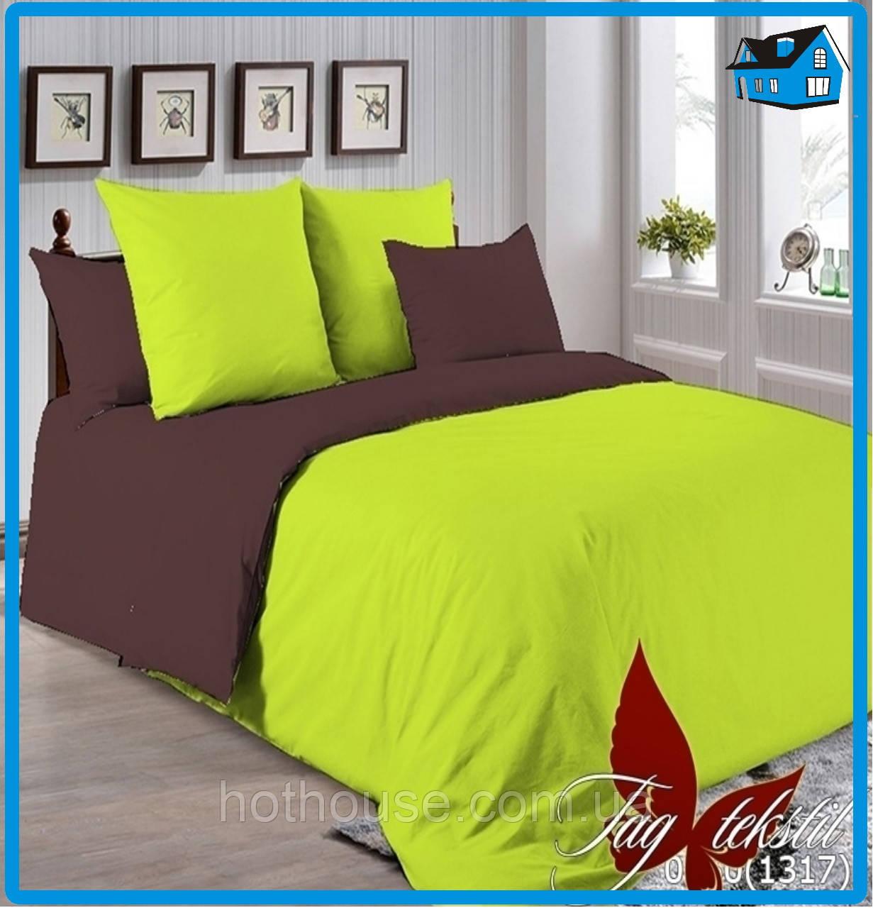 Двуспальное постельное белье поплин