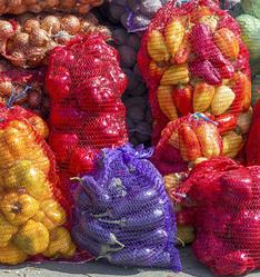 Сетка и мешки для овощей