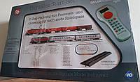 PIKO 59013 Железная дорога, Цифровой стартовый набор два поезда в одном наборе, масштаба 1/87,H0