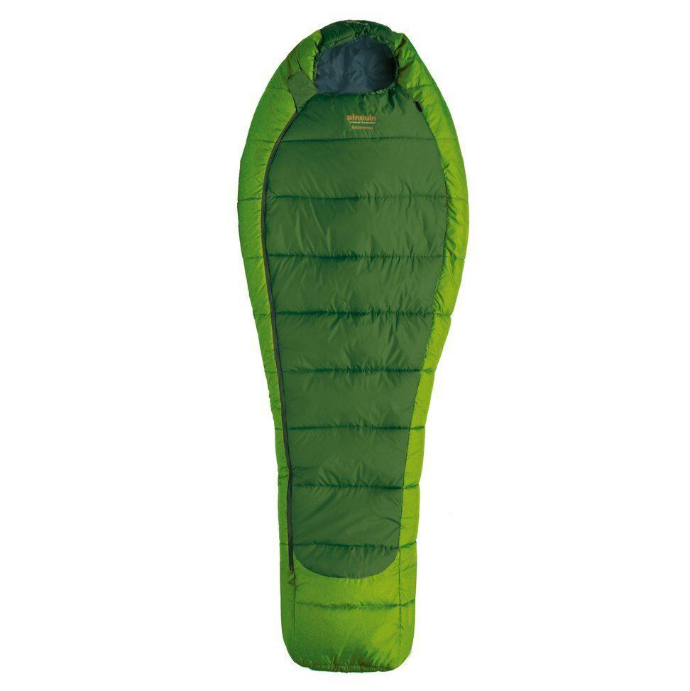 Спальний мішок Pinguin Mistral 185 Green Left Zip