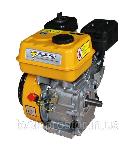 Бензиновый двигатель Forte F210GT-25 : 210 см3 | 25 мм Вал