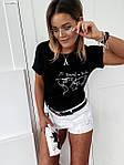 """Стильна жіноча футболка """"Земля"""" """"Стильно/Модно, фото 4"""