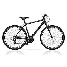 """Велосипед 28"""" CROSS Urban Areal рама 17"""" 2017 черный, фото 2"""