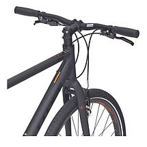 """Велосипед 28"""" CROSS Urban Areal рама 17"""" 2017 черный, фото 3"""