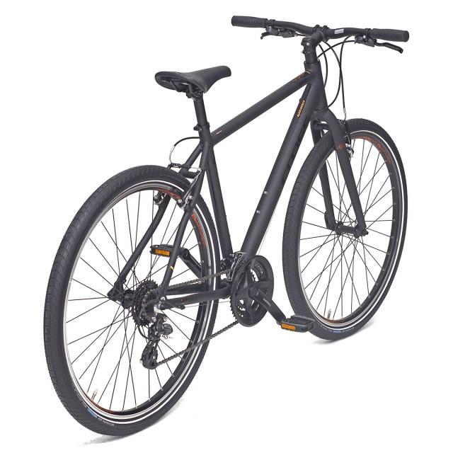 """Велосипед 28"""" CROSS Urban Areal рама 17"""" 2017 черный"""