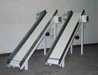 Горизонтальные ленточные конвейеры (транспортеры)
