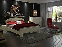 Кровать София двуспальная с ортопедическими ламелями