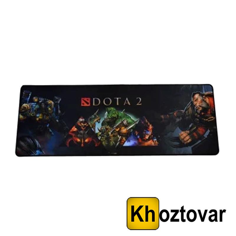 Коврик для компьютерной мышки Dota 2 D-700 | 30x70 см