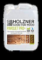 "Лак для паркету ""HOLZNER Parquet Pro+"", напівматовий, 5 л"
