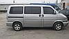 Дефлекторы окон (ветровики) Volkswagen VW T4 1990-2002, ANV - Cobra Tuning, V21690, фото 2