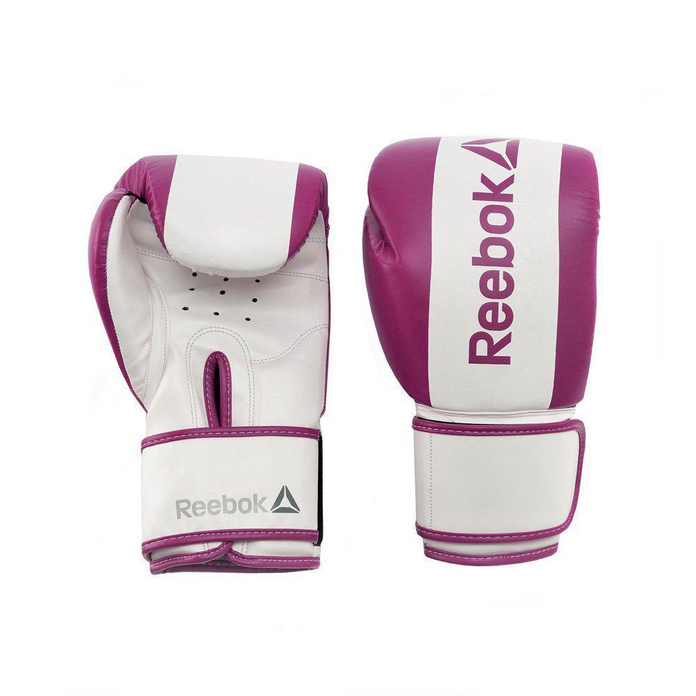 Боксерские перчатки Reebok Retail RSCB-11110PL 10oz purple